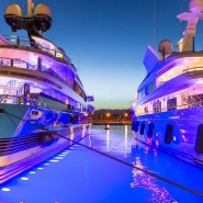 Вечеринка на яхте Luxury Yachts Party Barcelona